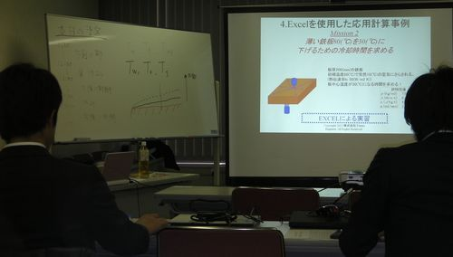大阪講習会の様子